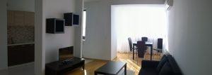 Apartamente de inchiriat Bucuresti 2 camere - living apartament 2 camere de inchiriat mobilat