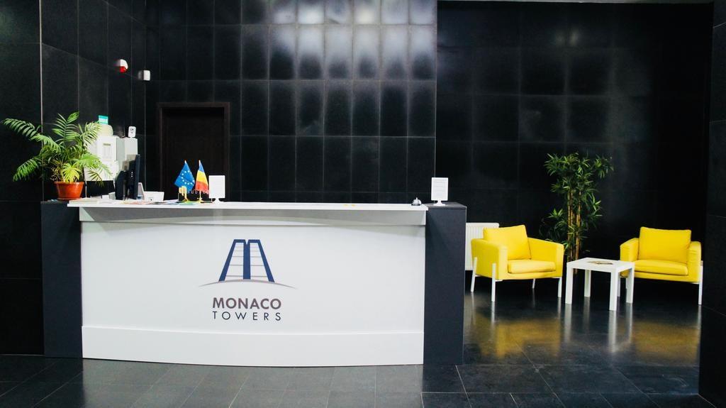 Monaco Towers receptie